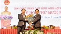 Phê chuẩn Chủ tịch UBND tỉnh Nghệ An với ông Nguyễn Đức Trung