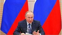 Đảng Nước Nga thống nhất ủng hộ sửa đổi Hiếp pháp giúp Tổng thống Putin tiếp tục tranh cử