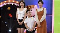 Nam Em, Nam Anh và Quân A.P tham dự gameshow 'Gia đình thông thái'