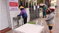 Dịch COVID-19: Nhấn chuông để nhận gạo miễn phí 24/24h