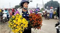 Những người liên quan đến chợ hoa Mê Linh từ ngày 20/3 đến nay cần liên hệ ngay với cơ quan y tế