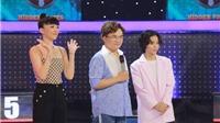 'Giọng ải giọng ai':Tóc Tiên tái xuất chê Trấn Thành, Trường Giang 'mập tràn ghế'