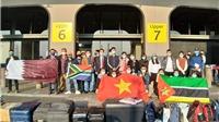 Dịch COVID-19: Đưa 140 công dân Việt Nam từ Trung Đông và châu Phi về nước