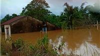 Đêm 18/10 và ngày 19/10, lũ đặc biệt lớn sẽ xuất hiện trên các sông ở Quảng Bình, Quảng Trị, vượt mức báo động 3