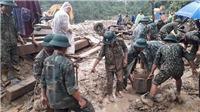 Vụ sạt lở tại huyện Phước Sơn - Quảng Nam: Lên kế hoạch 4 chuyến bay chở hàng tiếp tế hai xã bị cô lập