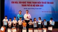 Liên hoan văn hóa, văn nghệ trong thanh niên tín đồ tôn giáo và dân tộc thiểu số Hà Nội năm 2020