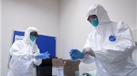 Trung Quốc tiếp tục phát hiện virus SARS-CoV-2 trên bao bì nhập khẩu
