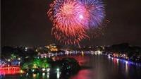 Hà Nội xin ý kiến Chính phủ chủ trương bắn pháo hoa dịp Tết Dương lịch 2021
