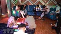 Phát hiện 27 thanh niên dương tính với chất ma túy tại quán karaoke