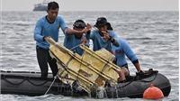 Vụ máy bay rơi tại Indonesia: Bắt được tín hiệu có thể từ hộp đen của máy bay