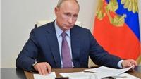 Tổng thống Nga kêu gọi kiềm chế chạy đua vũ trang