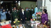 Hà Nội: Ấm lòng người dân trong khu cách ly tập trung