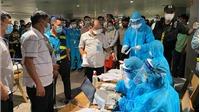 Thêm một ca mắc Covid-19 liên quan đến ổ dịch sân bay Tân Sơn Nhất