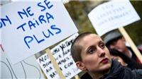 Nghiên cứu chấn động: Cứ 8 phụ nữ Pháp lại có một người bị xâm hại