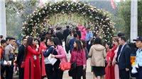 1.000 cây hồng Bulgaria khoe sắc tại Lễ hội Hoa hồng 2018