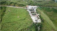 Huyện Mèo Vạc nhận trách nhiệm về công trình trên đèo Mã Pì Lèng
