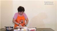 VIDEO: Nghệ nhân ẩm thực Ánh Tuyết tiết lộ hương vị đích thực của bánh Trung thu truyền thống