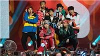 Bản tin Kpop: BTS tới Ả Rập chuẩn bị cho concert lịch sử, Blackpink có thực sự đến trễ trong sự kiện có David Beckham?