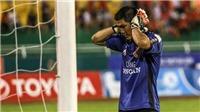 Giảm án cho thủ môn quay lưng không bắt phạt đền, HAGL tính phương án chống vỡ sân