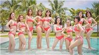 Ngắm thân hình nóng bỏng của các thí sinh Người đẹp Hạ Long 2018