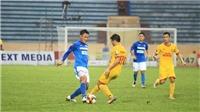 VIDEO: Highlights Nam Định 1-1 Than Quảng Ninh