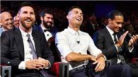 Ronaldo lần thứ 2 công khai muốn mời Messi ăn tối