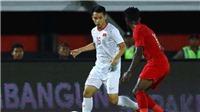 VIDEO: Màn trình diễn xuất sắc của Hùng Dũng trong trận đấu với Indonesia