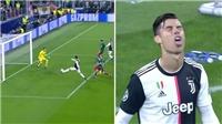 VIDEO bóng đá: Ronaldo đã vô duyên thế nào trong trận Juventus vs Lokomotiv?