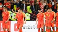 VIDEO bóng đá: Báo Trung Quốc bi quan về đội nhà, Việt Nam đang trong nhóm đi tiếp