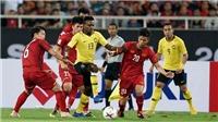 VIDEO bóng đá: Đối đầu Việt Nam vs Malaysia, HLV Park Hang Seo nhiều lợi thế