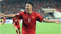 VIDEO: Anh Đức và những phút cuối cùng với đội tuyển Việt Nam