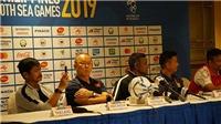 HLV Park Hang Seo: 'Sân cỏ nhân tạo và lịch thi đấu dày đặc có thể mang đến những bất ngờ'