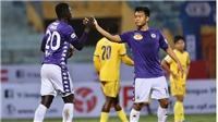Video bàn thắng và Highlights Hà Nội 4-2 Nam Định, V League 2020 vòng 1