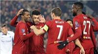 Vì sao Liverpool xứng danh ông vua lội ngược dòng của Châu Âu?