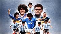VIDEO Diego Maradona: Thiên thần và quỷ dữ trong một hình hài
