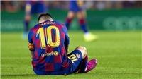 VIDEO bóng đá: Messi đã mờ nhạt như thế trong trận đấu với Villarreal?