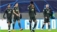 MU: Solskjaer không đủ đẳng cấp ở sân chơi Champions League
