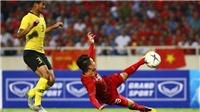 VIDEO: Những pha xử lý đẳng cấp của Quang Hải trong trận đấu với Malaysia