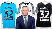 Wayne Rooney chính thức dẫn dắt Derby County: Bước ngoặt cuộc đời của 'gã Shrek'