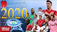 Goal bình chọn 10 cầu thủ hay nhất thế giới 2020: Lewandowski vượt Messi, Ronaldo