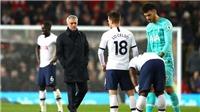 VIDEO: Tottenham mất hàng loạt trụ cột trước trận đấu với Leipzig, HLV Mourinho vẫn tự tin