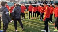 VIDEO: Thầy Park lần đầu mở cửa buổi tập của U23 Việt Nam tại Hàn Quốc