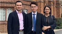 Con trai ở lại nước Anh giữa đại dịch COVID-19, Chi Bảo khuyên 'hãy là chiến binh dũng cảm'