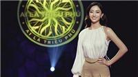 Hoa hậu Lương Thùy Linh trả lời liên tiếp 7 câu hỏi 'Ai là triệu phú'
