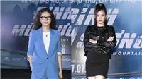 Ngô Thanh Vân và dàn sao Việt háo hức xem phim hành động 'Đỉnh mù sương'
