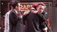 'Rap Việt': Thí sinh đội Binz tuyên bố 'sẵn sàng ra đi trong huy hoàng' khiến fan xúc động