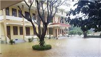 Quảng Bình: Mưa lũ khiến hơn 62 nghìn học sinh chưa thể đến trường