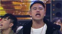 Mạng xã hội 'dậy sóng' vì phản ứng của G.Ducky khi thua Dế Choắt ở 'Rap Việt'