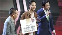 Lại Văn Sâm sởn người vì thử thách chơi cờ ở 'Siêu trí tuệ Việt Nam'