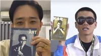 Trấn Thành và sao Việt 'đập hộp' vé live concert 'Rap Việt'